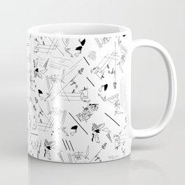 Smash White Coffee Mug