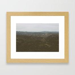 Sardinia no.8 Framed Art Print