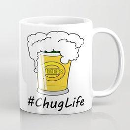 #ChugLife Beer Mug Coffee Mug