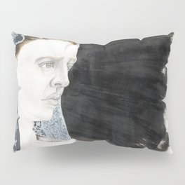 The Virgin in the Shadow Pillow Sham