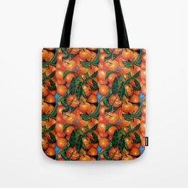Florida Oranges Tote Bag