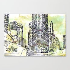 175 Fifth Avenue  Canvas Print