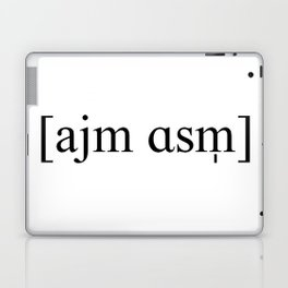 I'm a linguist, and I'm awesome Laptop & iPad Skin