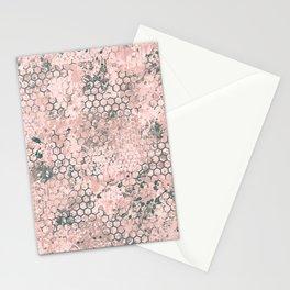 Blush Odyssey Stationery Cards