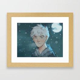 jackfrost Framed Art Print