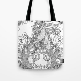 TIME STANDS STILL (pillows and totes) Tote Bag