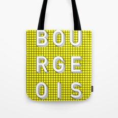 Bourgeois Tote Bag