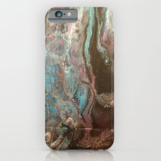 Hues of Blue Slim Case iPhone 6s