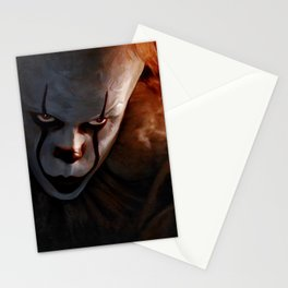 Pennywise The Dancing Clown - IT Stationery Cards