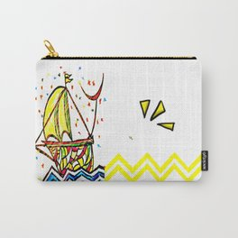 back to school *** new adventures Carry-All Pouch