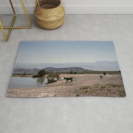 The Waterhole Rug