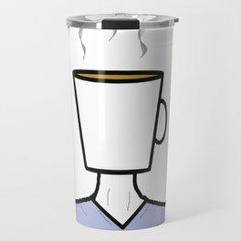 Caffeinated Travel Mug