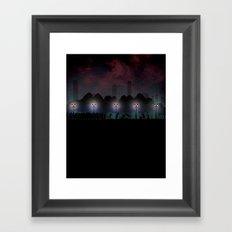 Supply Run Framed Art Print