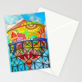 Santa Ana Water Tower Stationery Cards
