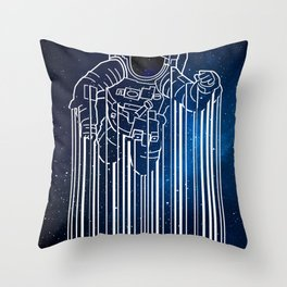 Astrocode Universe Throw Pillow