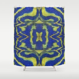 IkeWads 197 Shower Curtain