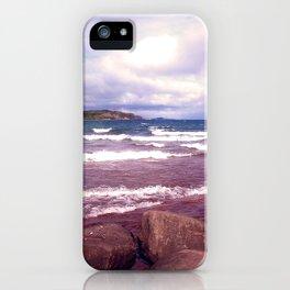 Upper Peninsula iPhone Case