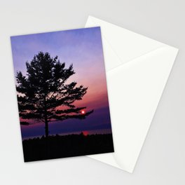 Setting Star Stationery Cards