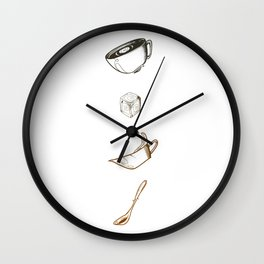 CoffeTime Wall Clock