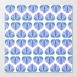 Sheet texture Day Canvas Print