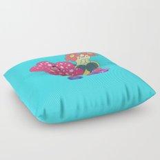Odd Family Floor Pillow