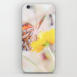Ethereal Butterfly iPhone Skin