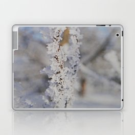 Snow crystal Laptop & iPad Skin