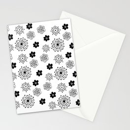 Blossom Doodle Stationery Cards