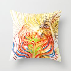 Bloom in LOVE Throw Pillow