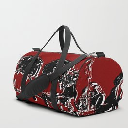RED SET Duffle Bag