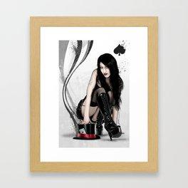 Ms Magic Framed Art Print
