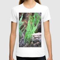 fern T-shirts featuring fern by  Agostino Lo Coco