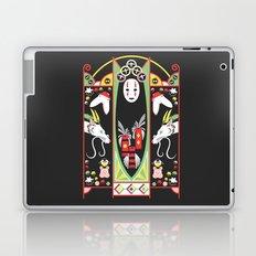 Spirited Deco Laptop & iPad Skin