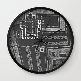 Plaza San Marco Wall Clock