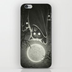 Hang Out iPhone Skin