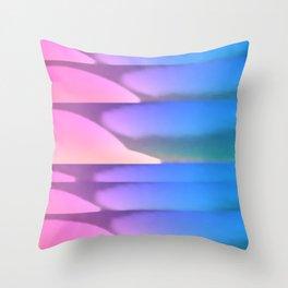 ocean zen 1 Throw Pillow