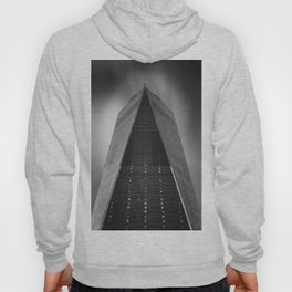 One World Trade Center in New York City Hoody