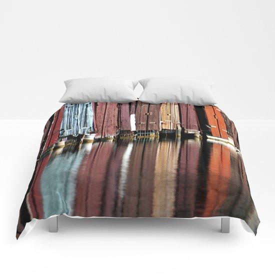 #7 Comforters