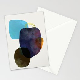ABSTRACT FIGURES n.1 Stationery Cards