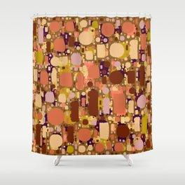 Painting Autumn Shower Curtain
