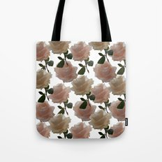 Covering you with roses Tote Bag