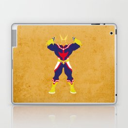 All Might Laptop & iPad Skin