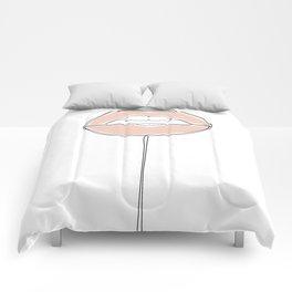 Lip-pop Comforters