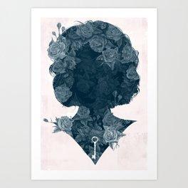 Rosarium Art Print