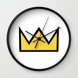 Riverdale - Bughead, Betty Cooper Crown Wall Clock
