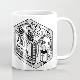 Arup WeWork West Project Patch Coffee Mug