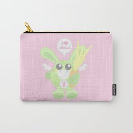 Bunbun Veggie Carry-All Pouch