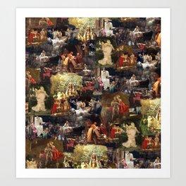 Arthurian Romances Art Print