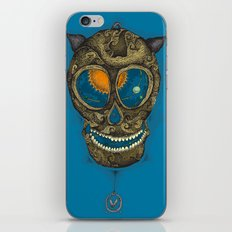 the pendulum iPhone & iPod Skin