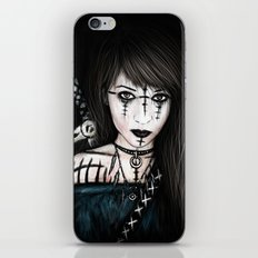 Voices in the Dark iPhone & iPod Skin
